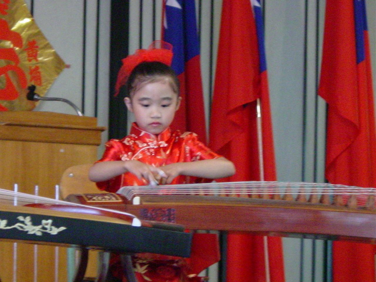 康蔺 古筝二重奏